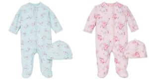 ca33ec5e0 New Little Me Baby Footed Pajamas Sleeper-VARIETY