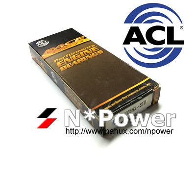 CA18//CA20 Race Series ACL 4B1630H-STD Rod Bearings For Nissan 4
