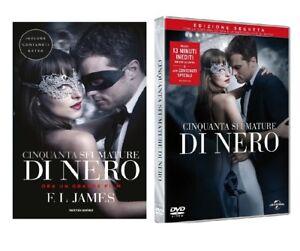 50-CINQUANTA-SFUMATURE-DI-NERO-DVD-LIBRO-con-Jamie-Dornan-EDIZIONE-SEGRETA