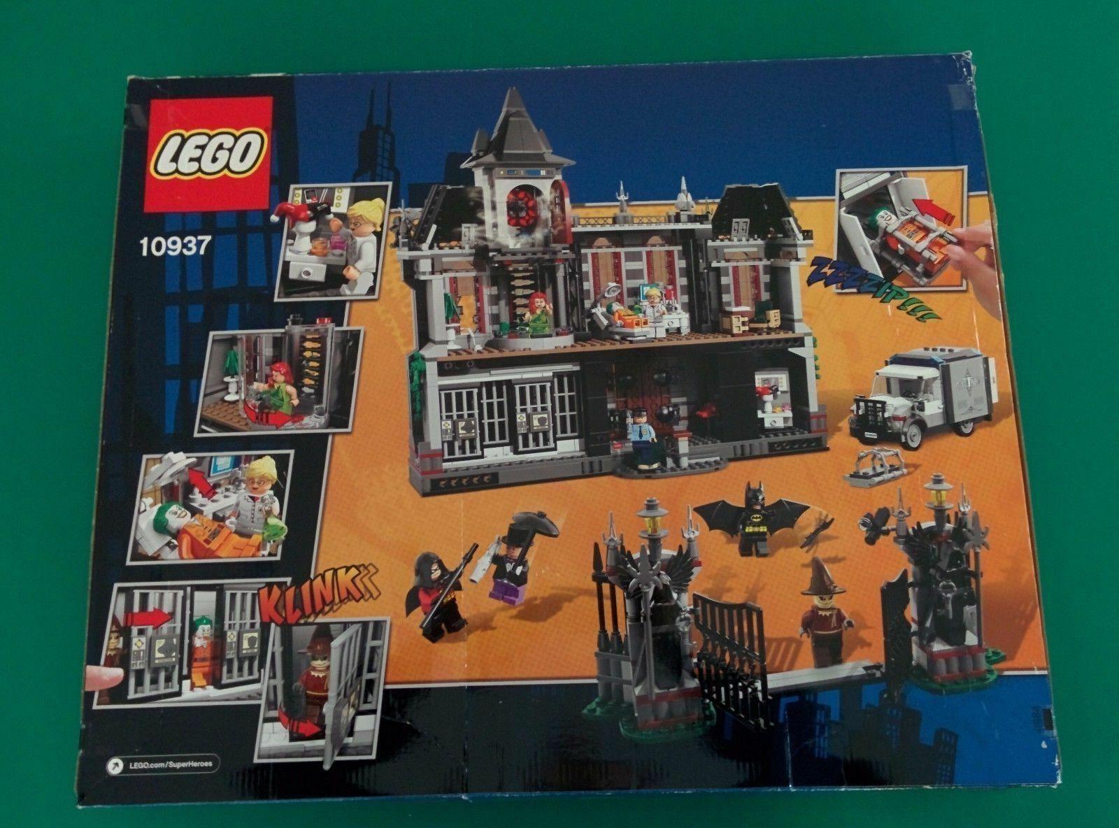 LEGO 10937- Arkham Asylum Breakout -  NISB  Miglior prezzo