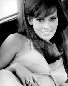 AA-511 8X10 PUBLICITY PHOTO RAQUEL WELCH ACTRESS AND SEX-SYMBOL