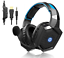 miniature 1 - HP Wired Headset with LED Noise Cancelling Mic HP Over ear Gaming Headphone PS4