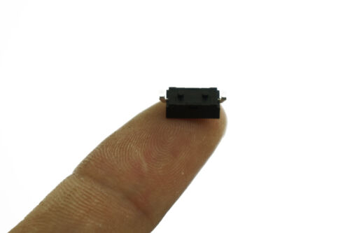 5x E-Switch Ultra Microswitch Surface Mounting For Logitech MX Anywhere M905
