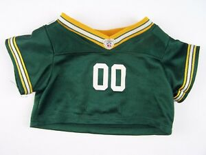 Green Bay Packers NFL/Build A Bear Workshop Jersey
