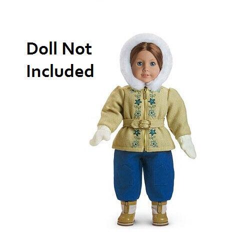 American Girl Emily Schneeanzug für 45.7cm Puppen Im Ruhestand Winter Outfit