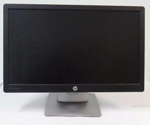"MONITOR PC HP 20"" ELITEDISPLAY E202 1600X900 LED HD HDMI VGA DP USB GRADO A MNT"