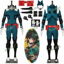 My Hero Academia Cosplay Costume Midoriya Izuku Green Fighting Unifrom V1