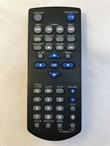 Remote-Control-Portable-DVD-Player-P05144-1-Cleaned-and-Tested-UNBRANDED-GENERIC