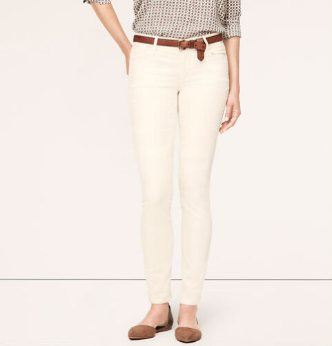 Ann Taylor LOFT Modern Skinny Corduroy Pants Various Colors and Sizes NWT