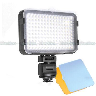 Pro XT-160-II 160 LED Video Light Lamp for Canon Nikon DSLR Camera DV Camcorder