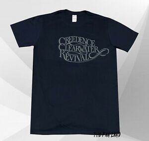 New Creedence Clearwater Revival CCR Classic Vintage Mens T-Shirt