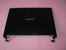 """eMachines em355 PAV70 Netbook 10.1"""" LCD Cover with Hinges AP0K9000100"""