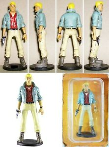 I PROTAGONISTI DEI FUMETTI 3D COLLECTION 20 BONAVENTURA ACTION FIGURE PIOMBO NEW