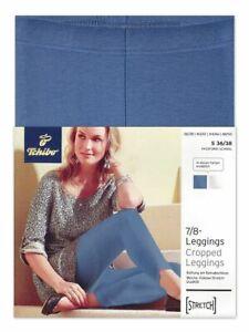 Tcm Tchibo Damen Leggings 7 8 Lange Raffung Stretch Blickdicht 36 38 S 44 46 L Ebay