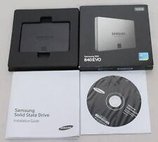 "Samsung 840 EVO 500GB Internal 2.5"" SSD Solid State Drive SATA"