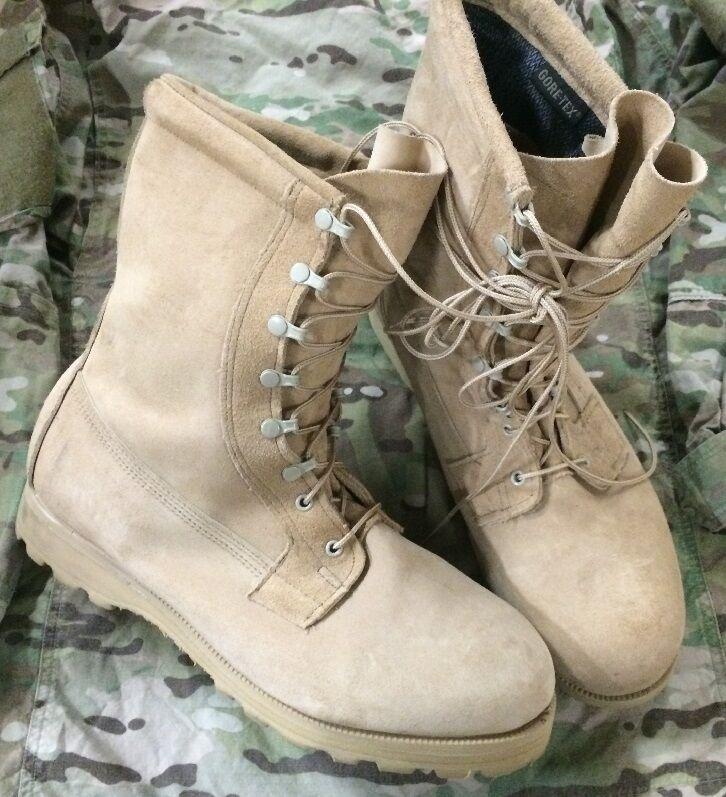 US Army icwt Goretex Cold Weather Outdoor Stivali invernali Stivali 9.5w Taglia 43