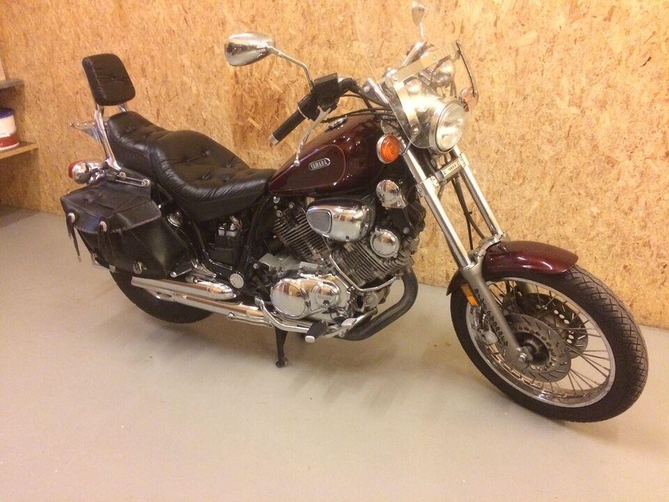 Yamaha, Virago XV 750, 750 ccm