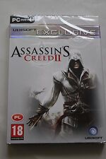 Assassin's Creed 2 (PC) Polish New Sealed Polska