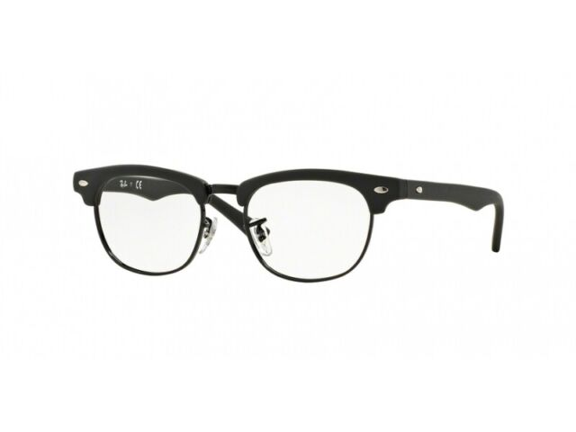 ba0873f8bdb5 Frames Eyeglasses Child Ray-Ban Authentic RY1548 Black 3649 for sale online