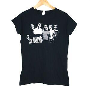 The Rubens 2016 Hold Me Back Tour Womens T-Shirt Size Large Black