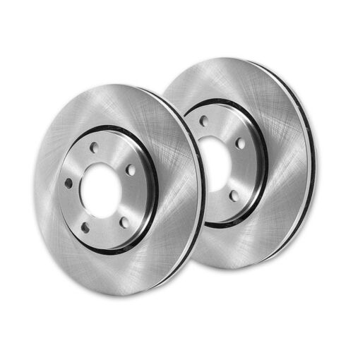 Centric Rear Brake Rotors 2PCS For 1991-1995 Lincoln Town Car