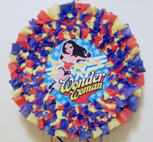 Wonder Woman Hit Pinata