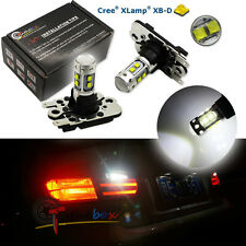 2 CREE PH16W PW16W 50W LED Bulbs For BMW LCI E92 E93 Audi A7 S7 RS7 Backup Light