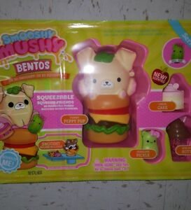 Smooshy Mushy Box : Smooshy Mushy YUMMY PEPPY PUP Bento Box Scented Squishy Pet Penelope Pickle NEW eBay