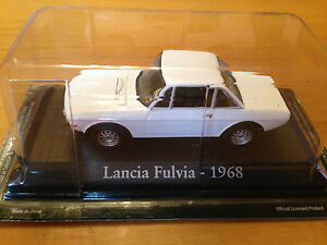 DIE-CAST-034-LANCIA-FULVIA-1968-034-SCALA-1-43-RBA-AUTO-INDIMENTICABILI