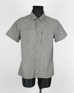 Mountain-hard-wear-manches-courtes-hommes-chemise-taille-s-authentique