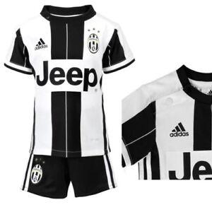 3f4f4215b3f Adidas Juventus Juve 2015 16 Home Baby Infant Football Kit Set ...