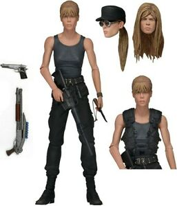 Figurine d'action Sarah Connor de Neca Terminator 2 version ultime