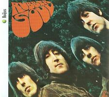 Rubber Soul [Digipak] by The Beatles (CD) new Paul McCartney John Lennon ringo