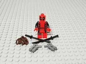 Wolverine Chopper Showdown Wolverine Minifigure Lego Marvel Super Heroes 6866