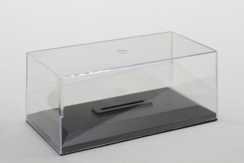 caja de almacenaje para Showcase 1:43-1:72 maqueta de coche 5 x PVC Box aycrl-vitrina