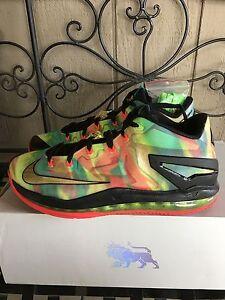 c0f4f93bf2f Nike Max Lebron XI 11 Low SE