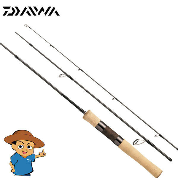 Daiwa PURELIST 49L3 V Light 4'9 trout fishing spinning rod from JAPAN