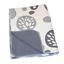 BABY-BLANKET-DOOMOO-Luxury-Dream-Fleece-Baby-Blanket-By-Doomoo-100X150CM-BNIP miniatuur 5