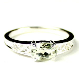 SR362 925 Sterling Silver Ladies Ring Citrine