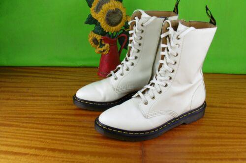 Size Alix Dr crema donna bianco da martens 6 Uk Stivali 5 Eq0PIS