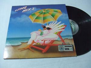 Flying Mix 3  - Disco Vinile 33 Giri LP Compilation Stampa ITALIA 1983