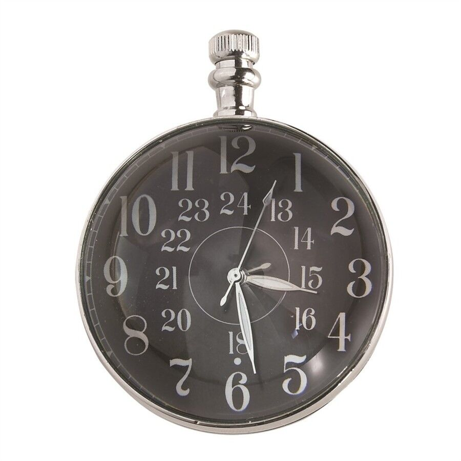 Authentic Models Eye Of Time, Chrome - SC051