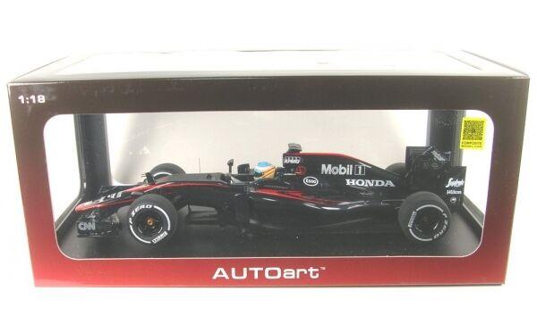 McLaren Honda mp4-30 n. 14 Barcelona SPAIN GP 2015 (Fernando Alonso)