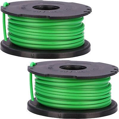 GL9035 2 X Trimmer Spool /& Line pour BLACK /& DECKER GL7033 GL8033 BD138