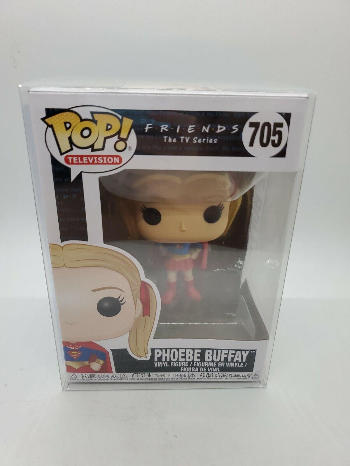 Funko Pop! Friends Phoebe Buffay #705 Vinyl Figure in Protector