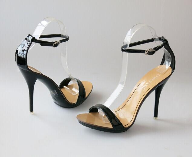 sexy nouveau  s cheville cheville cheville pompes stilettos fête sexy chaussures à talons de chaussures lo f27836