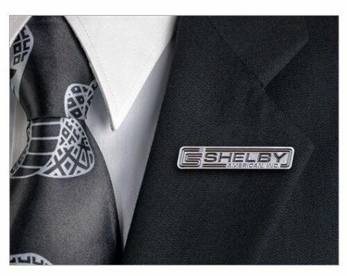 Shelby American CS Race Track Hat// Lapel Pin Ford Mustang GT500 Cobra Terlingua