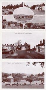 6 View Lettercard  Macclesfield amp Area unused Dennis Ref D923 - Dorchester, United Kingdom - 6 View Lettercard  Macclesfield amp Area unused Dennis Ref D923 - Dorchester, United Kingdom