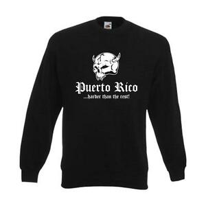 Than S Puerto wms05 Pullover 50c Rico Rest Fan Pulli The Felpa 6xl Harder gxpHBB