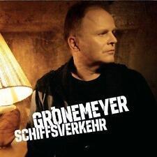 CD Herbert Grönemeyer: Schiffsverkehr  Erstauflage  NEU in Folie